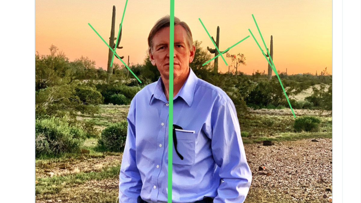Why Congressman Paul Gosar Is Tweeting a Green Arrow Pointed at His Dick thumbnail