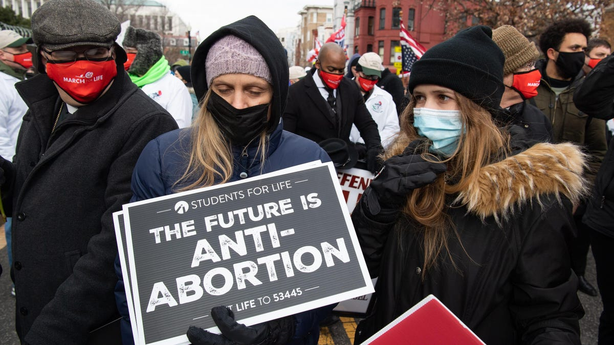US States Passed More Anti-Abortion Measures This Week Than In the Last Decade