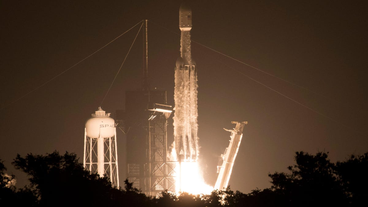 SpaceX Will Launch Main Climate Satellite tv for pc With 3 Million From NASA