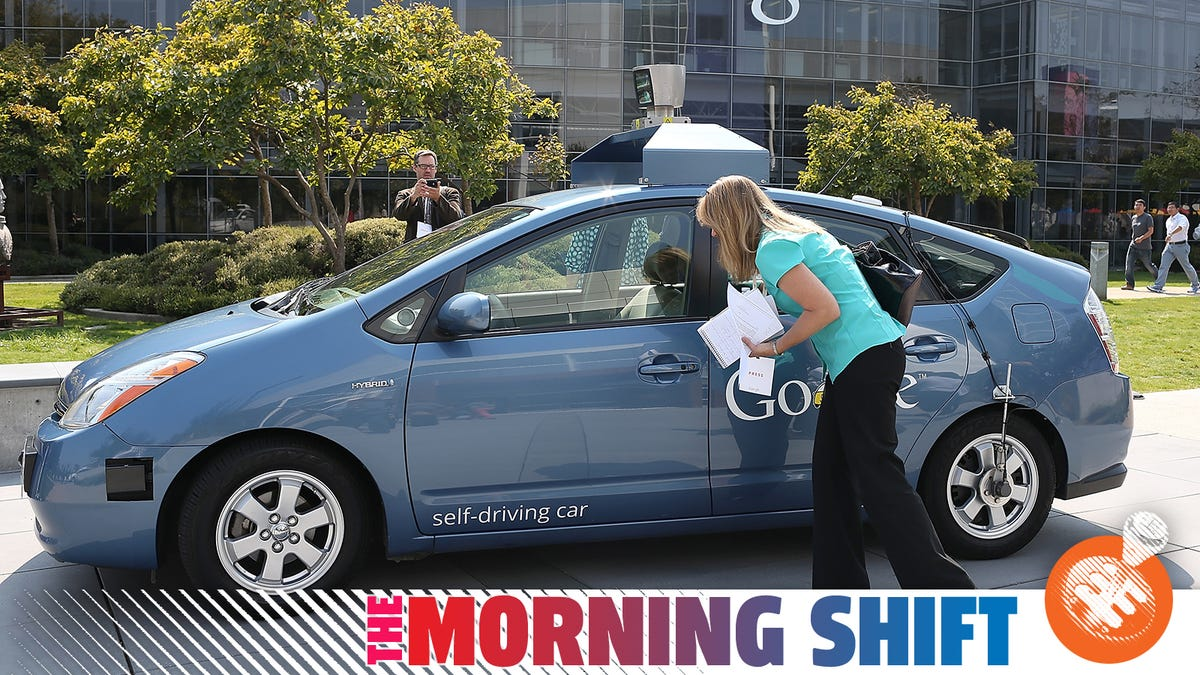 Union Leader Wants To Require Drivers In Self-Driving Cars