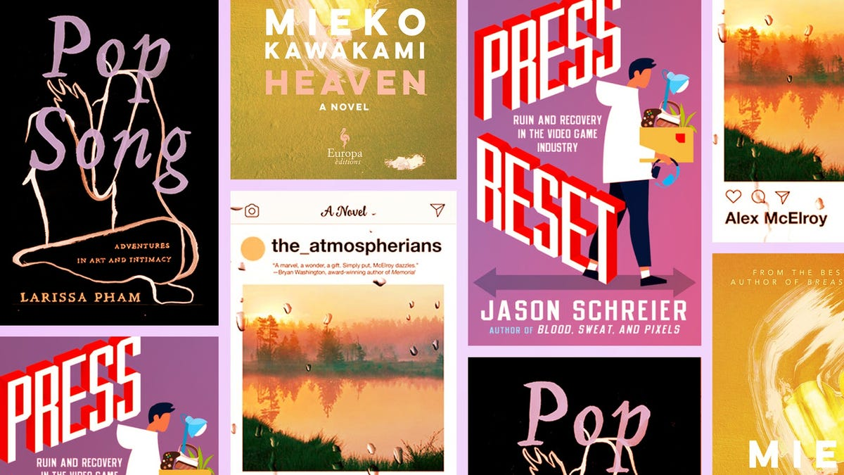 5 new books to read in May: Jason Schreier, Mieko Kawakami, and more