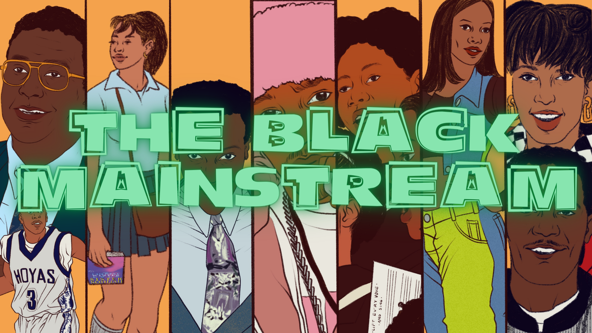 Welcome to The Black Mainstream