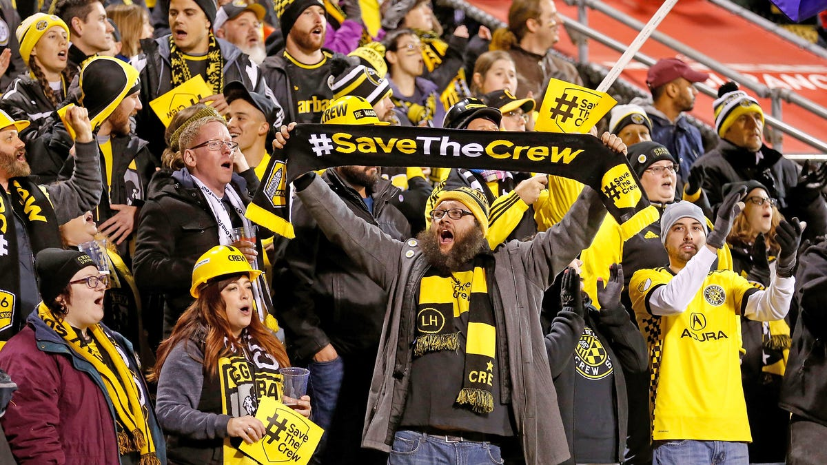 Columbus Crew fans reject name change, and win