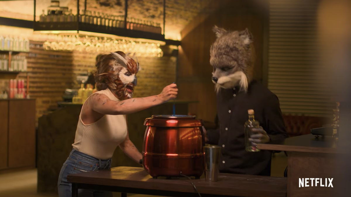 So, Who Is Netflix's New Dating Show Sexy Beasts For?
