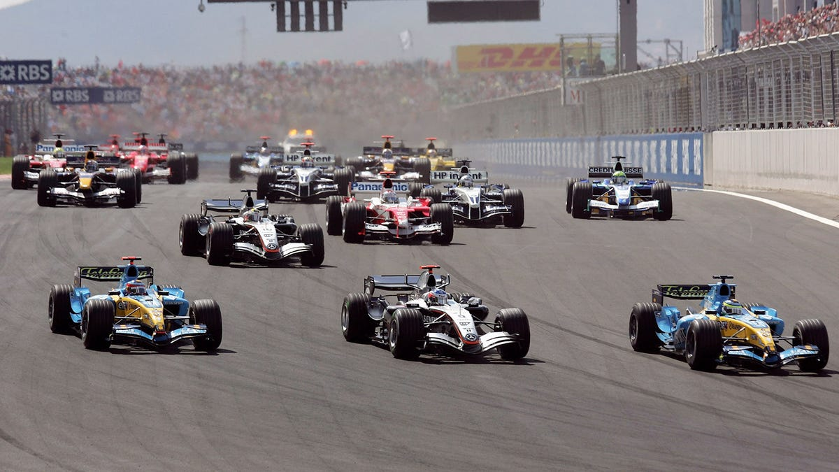 The Turkish Grand Prix Is Back Again On The 2021 F1 Calendar