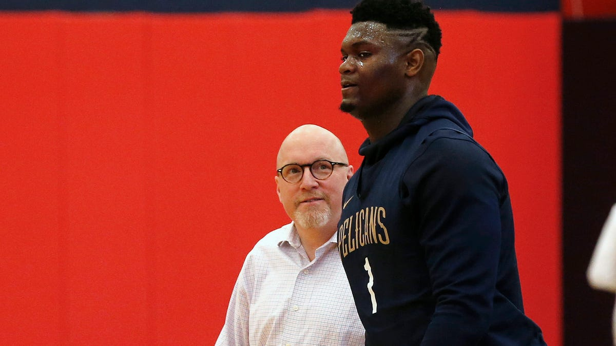 NBA will respond to Zion injury in way NHL has yet to learn