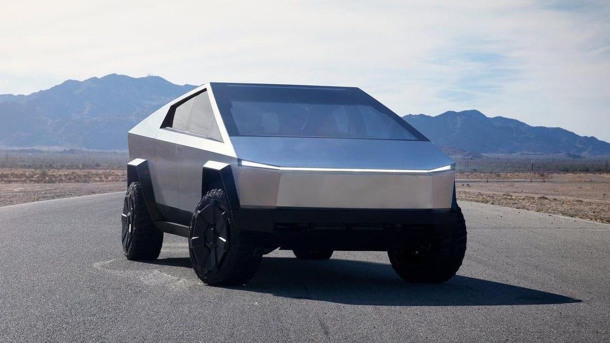 Tesla Cybertruck Backburnered For Real Car That Exists