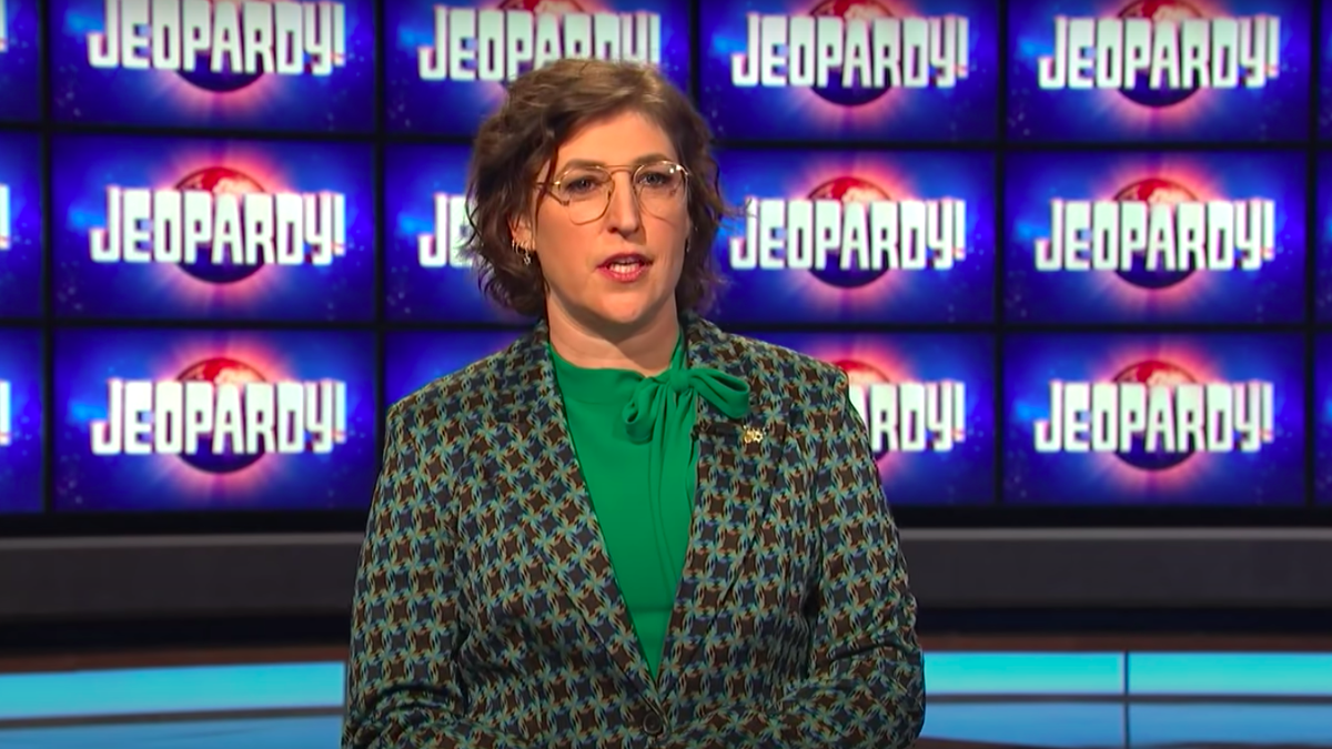 Just give Mayim Bialik the real hosting job on Jeopardy!, you cowards