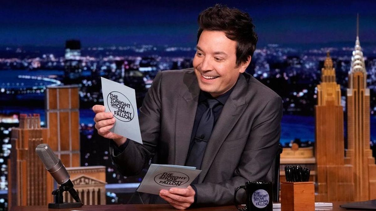 NBC goes all in on Jimmy Fallon and renews The Tonight Show for 5 years