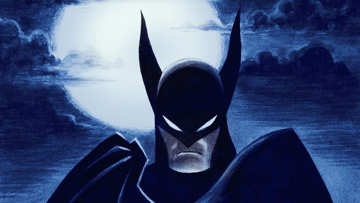Batman Caped Crusader: Bruce Timm New Cartoon First Look