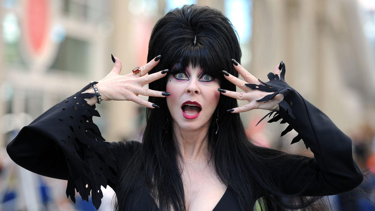 10 Other Fun Things We Learned About Elvira From Her New Memoir