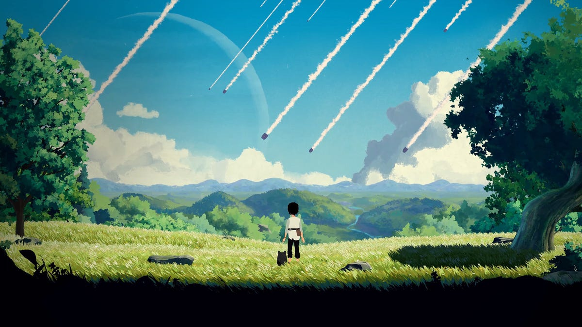 Planet Of Lana Follows In Limbo's Lushly Illustrated Footsteps