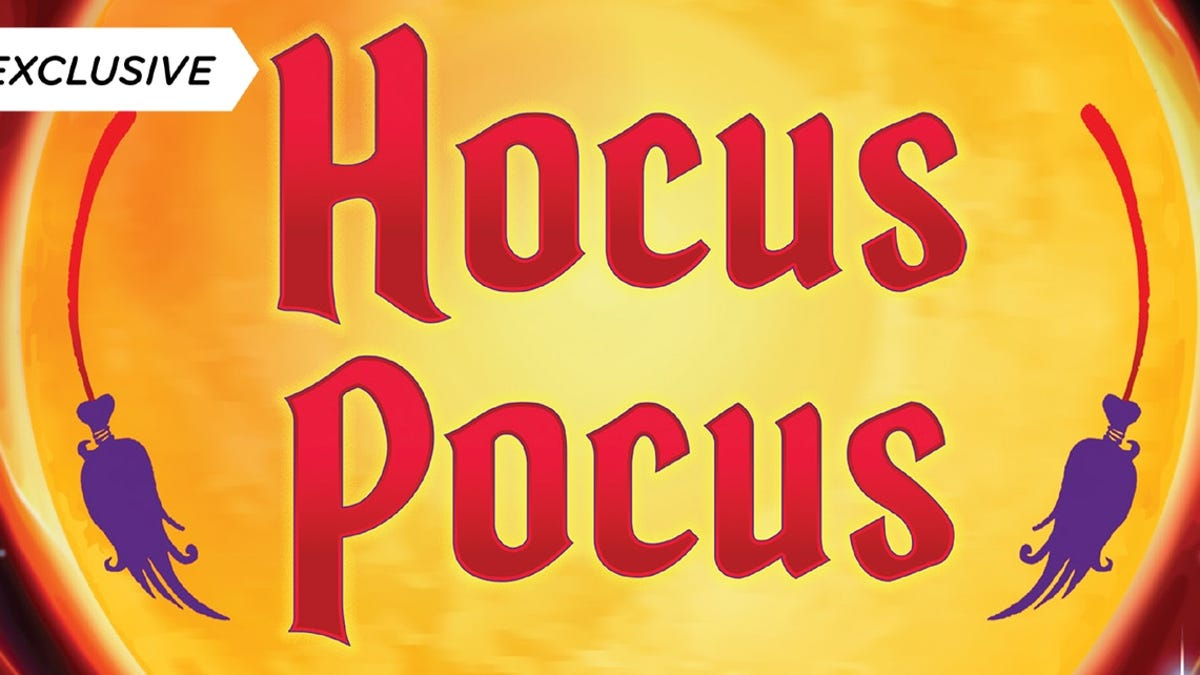 Hocus Pocus Cookbook: Recipes Inspired by Halloween Classic