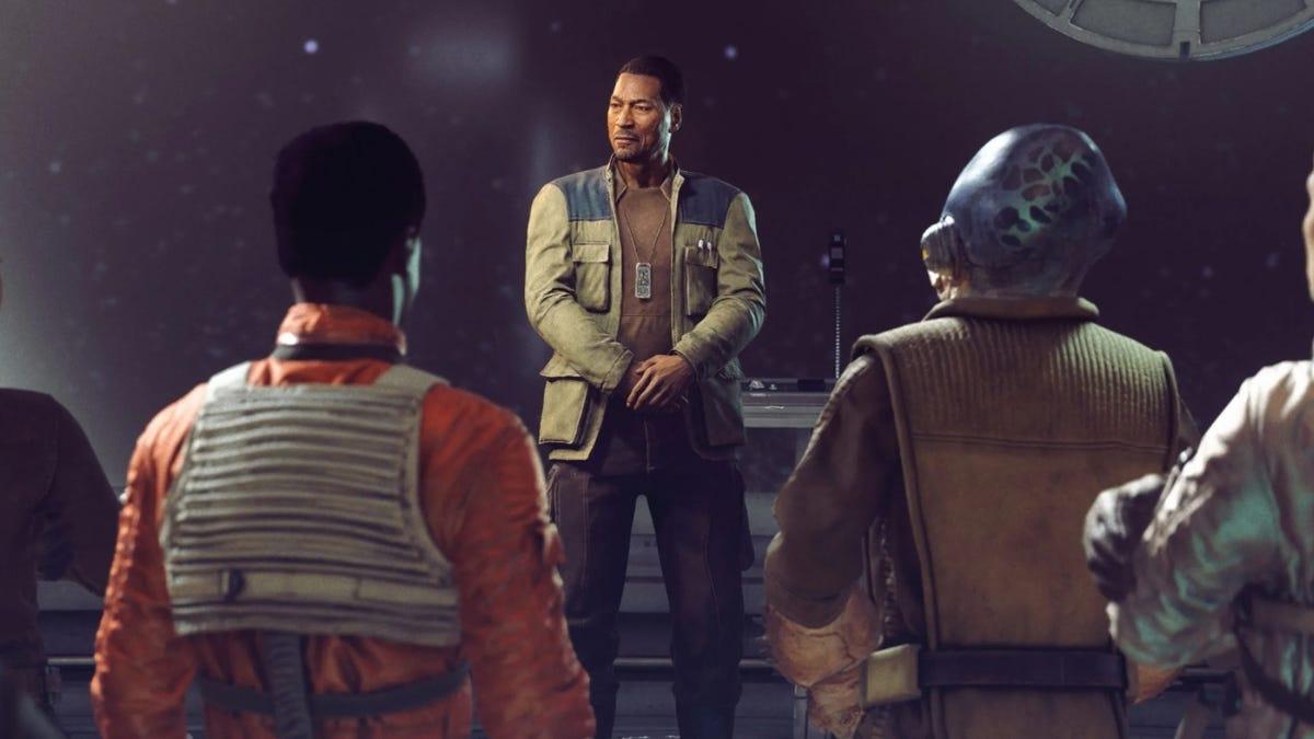 Star Wars Studio Head At Ubisoft Steps Down