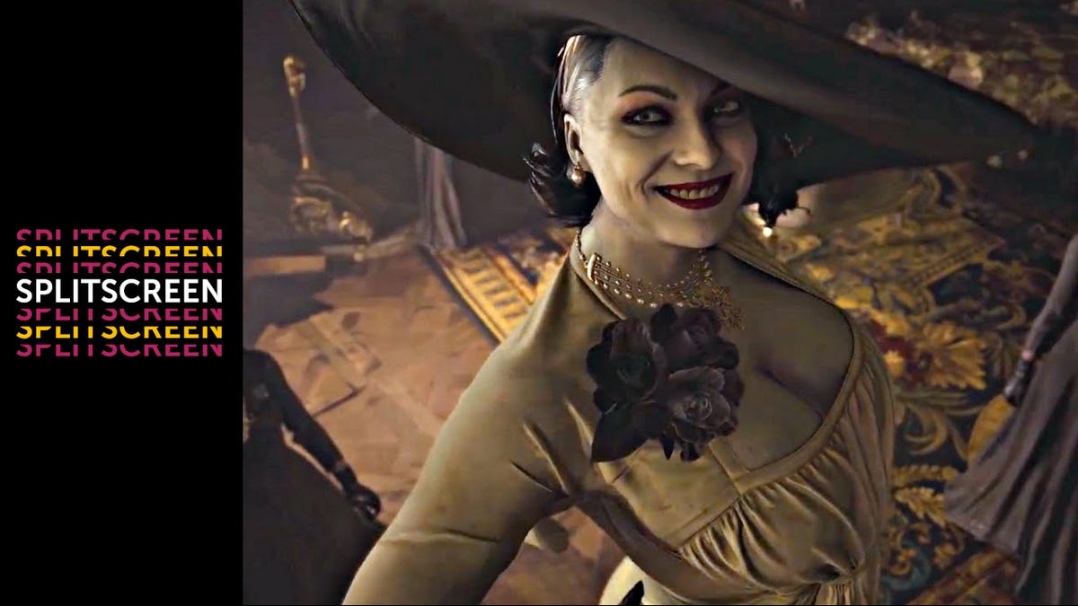 Resident Evil Village's Lady Dimitrescu Was Worth The Wait