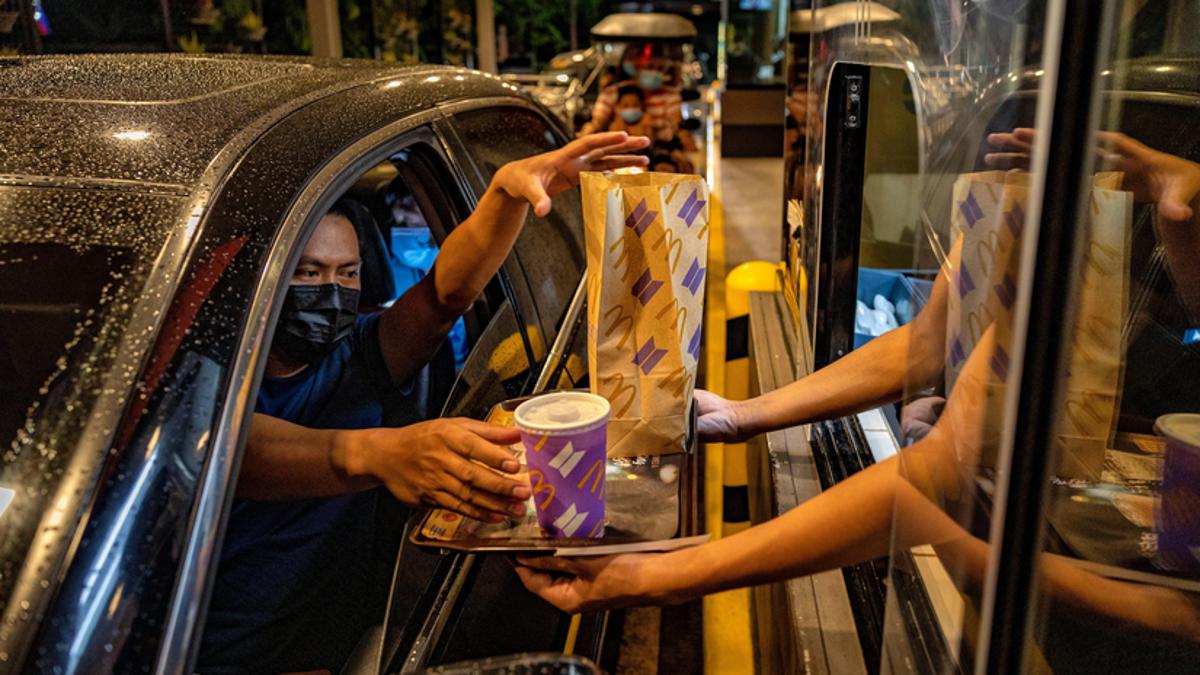 FTC investigating McDonald's ice cream machines
