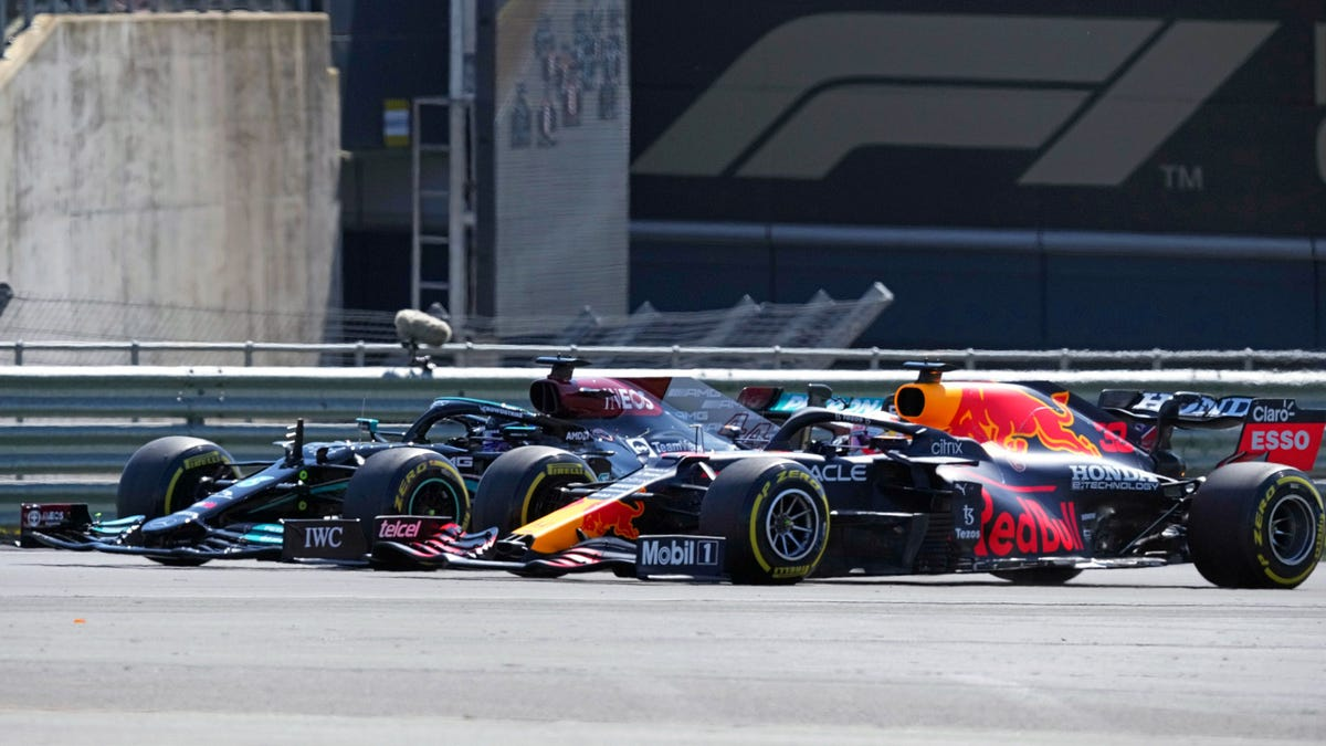 If You Watch One Video On That Max Verstappen/Lewis Hamilton Crash, Make It This One