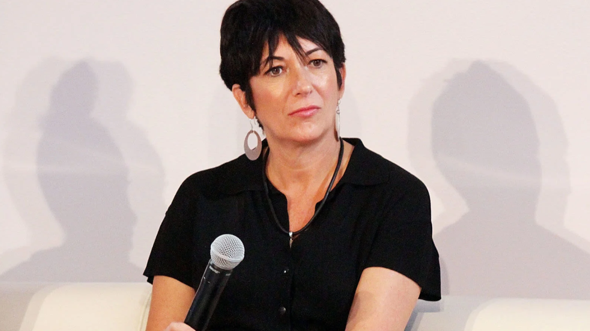 What Could Possibly Go Wrong With a James Patterson-Produced Ghislaine Maxwell Documentary?