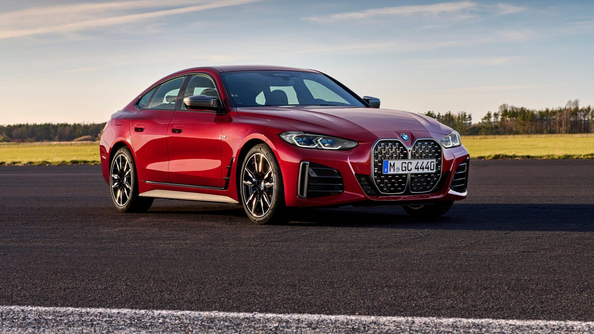 The BMW 4 Series Gran Coupe Continues To Answer Questions Nobody Asked