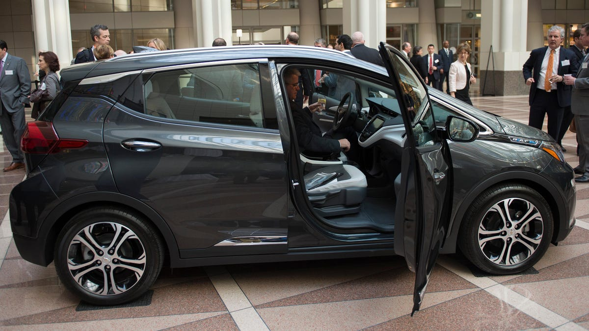 GM Is Right About The Federal EV Tax Credit
