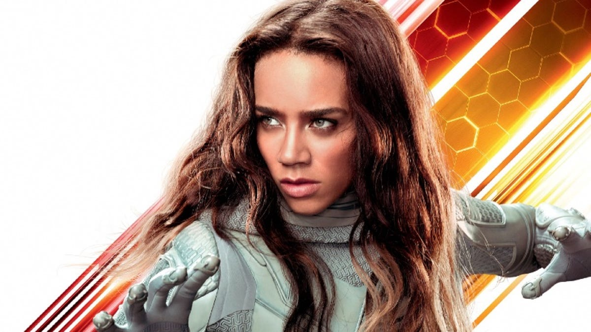 Hannah John-Kamen Is Red Sonja and Yes, Perfect Casting Is Possible