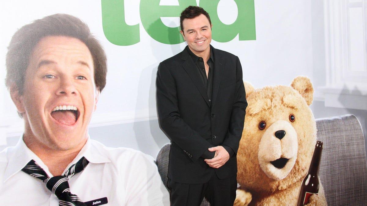 Peacock picks up TV series based on Seth MacFarlane's Ted