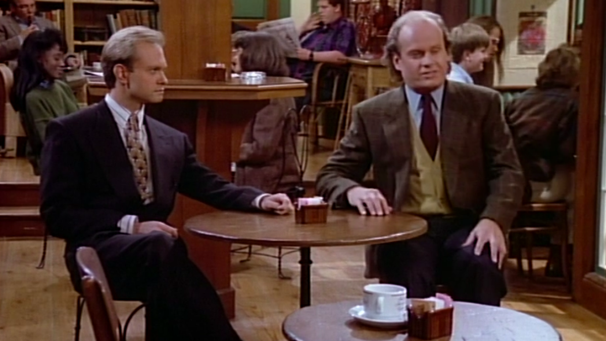 I'm Listening podcast wonders how Frasier would fare in a slasher flick