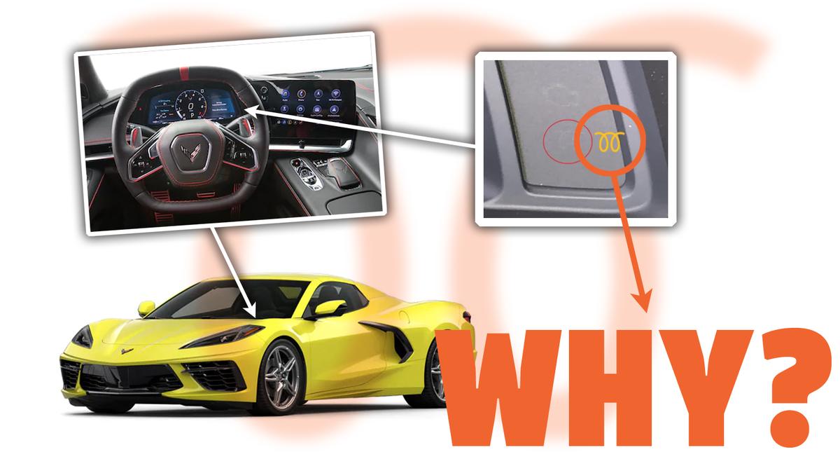 Warum die Corvette 2021 eine Warnleuchte für Diesel-Glühkerzen am Armaturenbrett hat