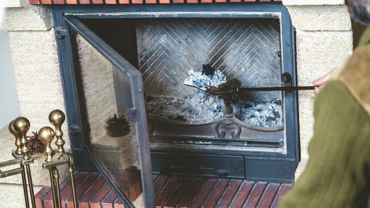 You Should Use Leftover Fireplace Ashes in Your Garden