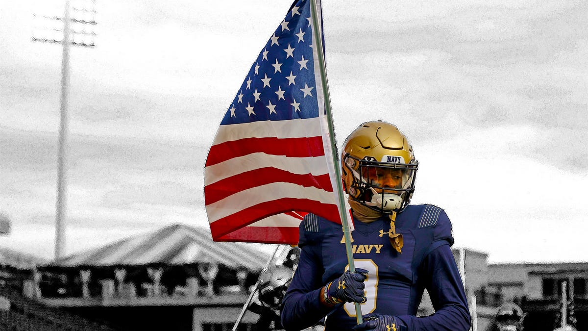 Navy won't let a Black football player go to the NFL and everyone is to blame