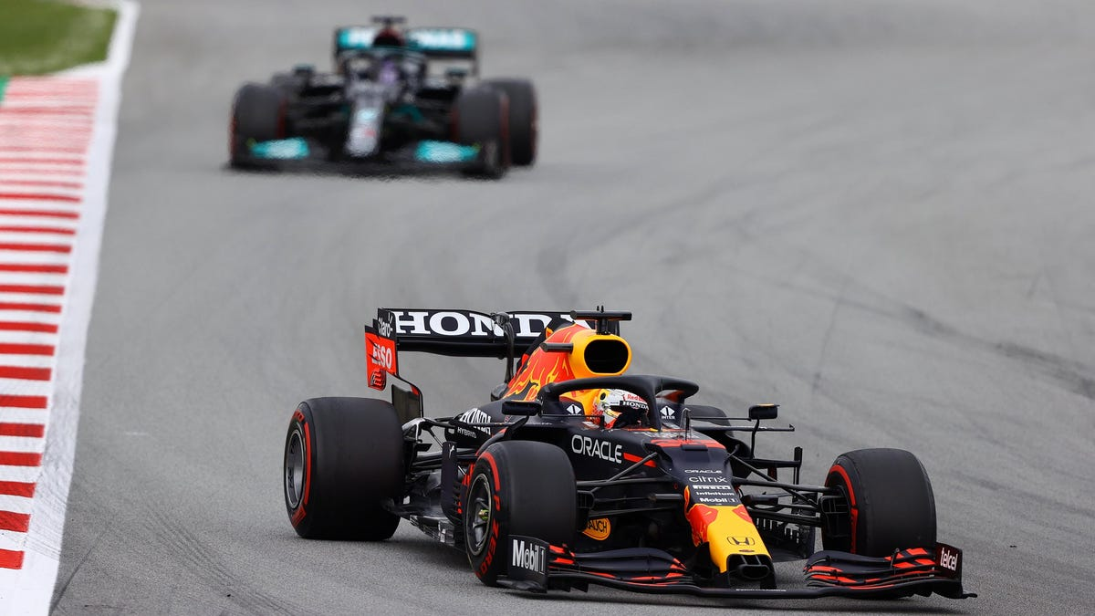 Formula 1's Neverending Battle With Flexible Wings Is On Once Again