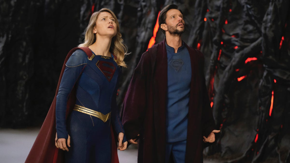 Supergirl's midseason finale boldly goes where no one has gone before