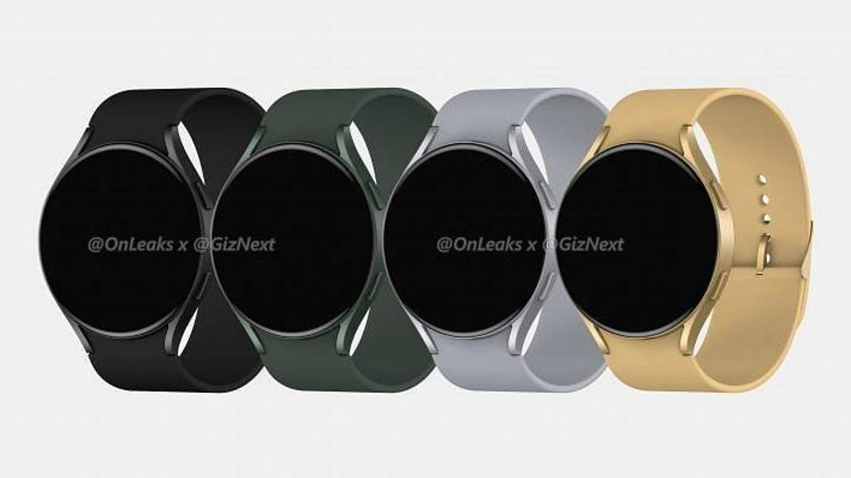 Samsung's New Wear OS Smartwatch Just Leaked