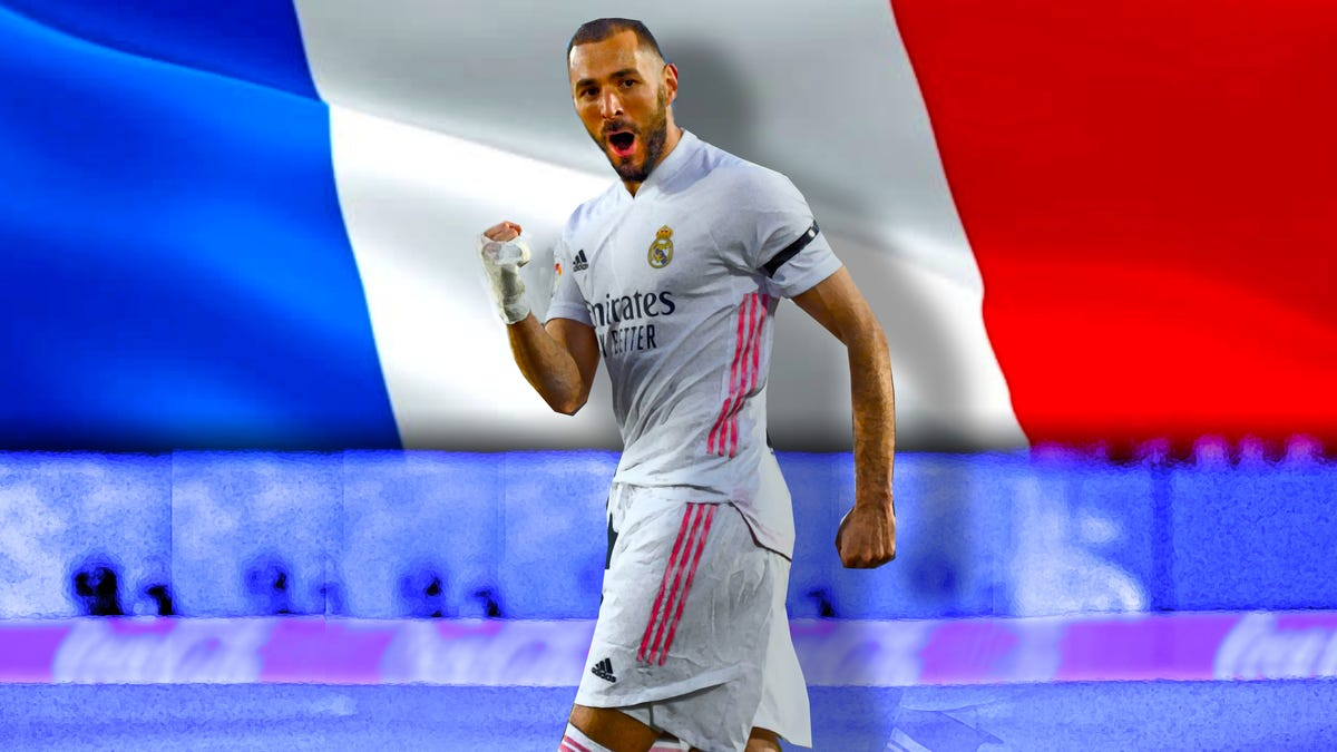 France gets even scarier with return of Karim Benzema, also more blackmail-y