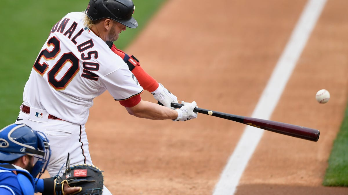Twins' Josh Donaldson says pitchers are cheating – and he's got proof