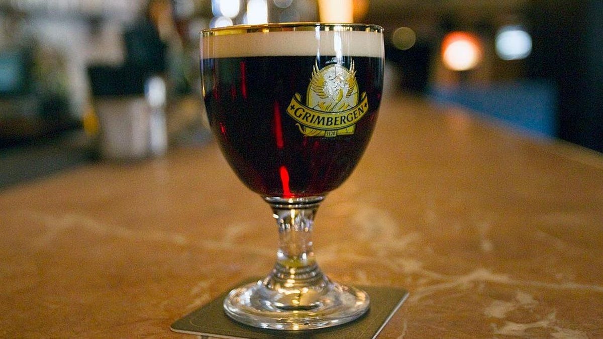 """Belgian monastery re-opens """"cathedral of beer"""" after 200 years"""