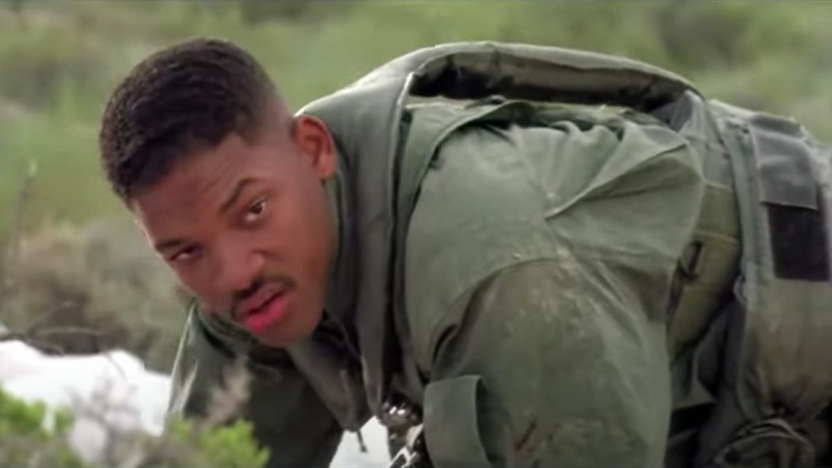 Nation Pauses To Reflect On Heroic Sacrifices Of Will Smith's Characters