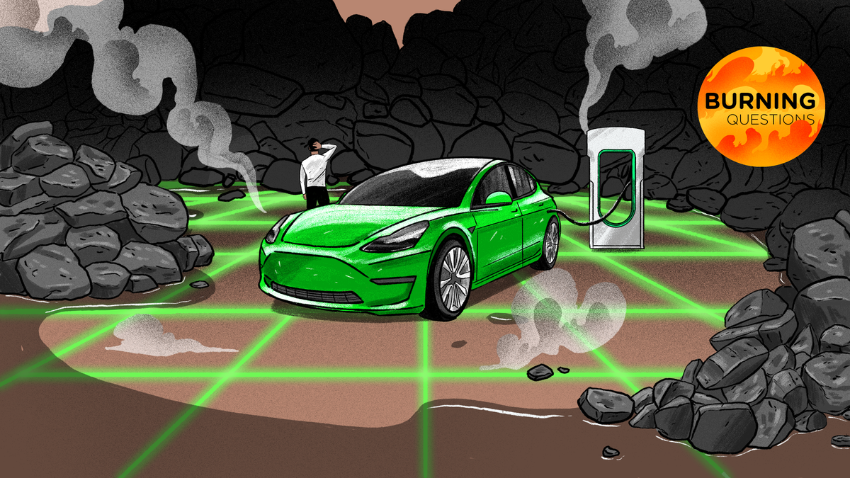 Does Driving an Electric Vehicle Matter if the Grid Is Fossil Fueled?