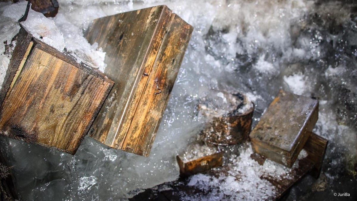 Melting Ice in the Alps Has Revealed World War I Relics