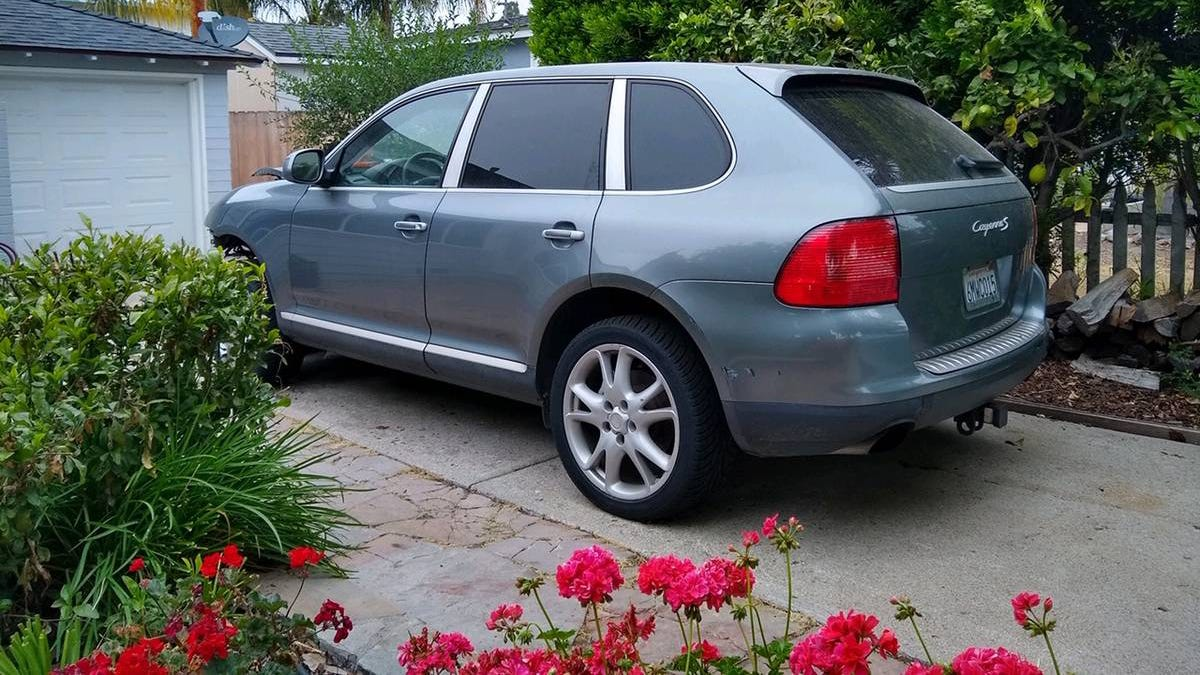 Are You One Of The Freaks With A High-Mileage Porsche Cayenne?