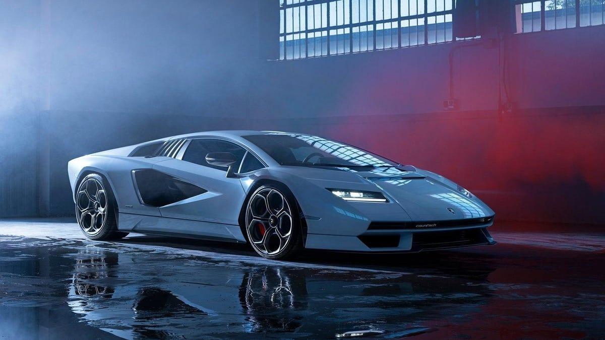 Italien macht sich keine Sorgen um den Klimawandel und will die Hersteller von Supersportwagen vor dem ICE-Verbot schützen€