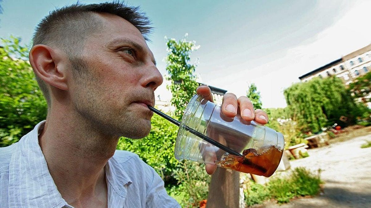 Do you drink iced coffee or hot coffee when it's hot outside?