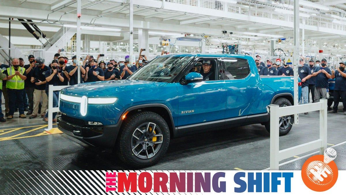 Rivian baut als Erster einen EV-Pickup - Jahrzehnte nach Ford und GM