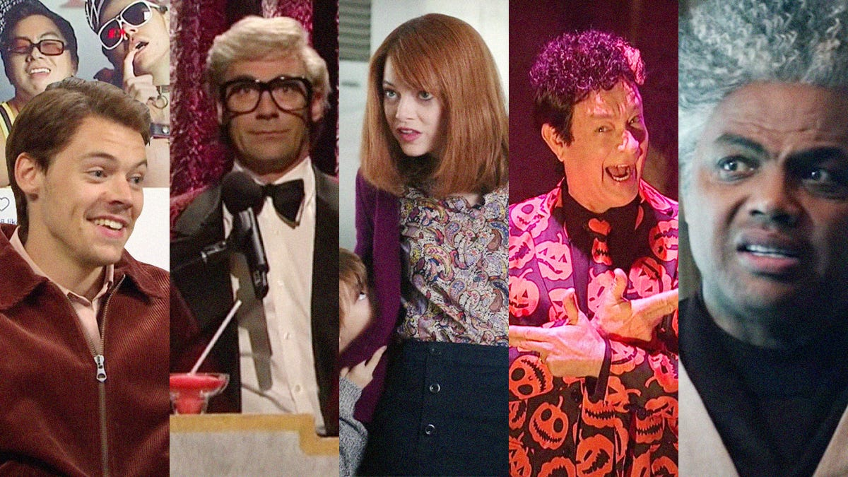 Who is your all-time favorite SNL host?