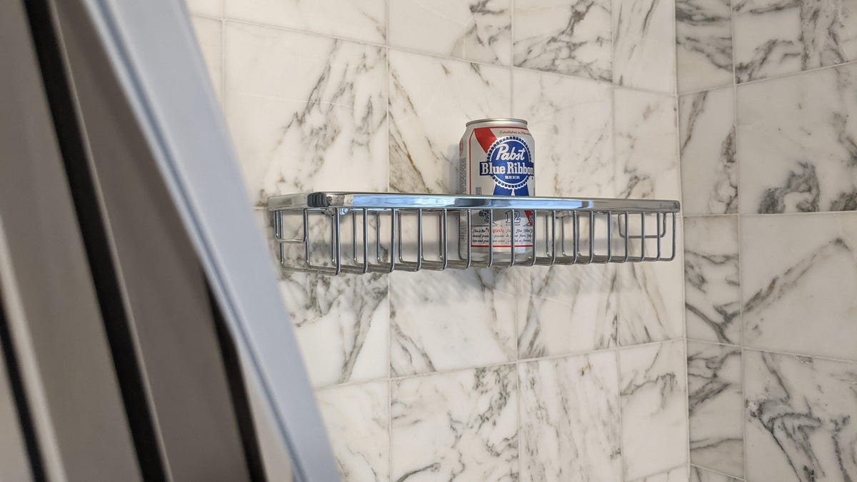 What's so great about shower beer?