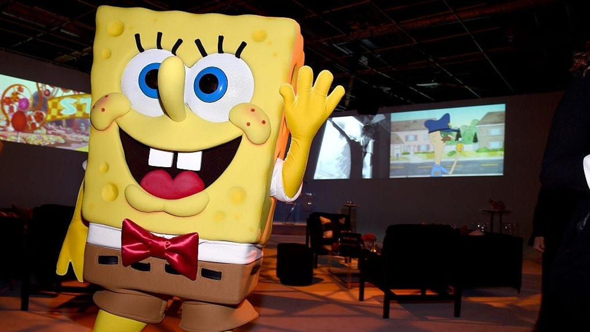 Four-year-old orders nearly $3,000 of SpongeBob popsicles