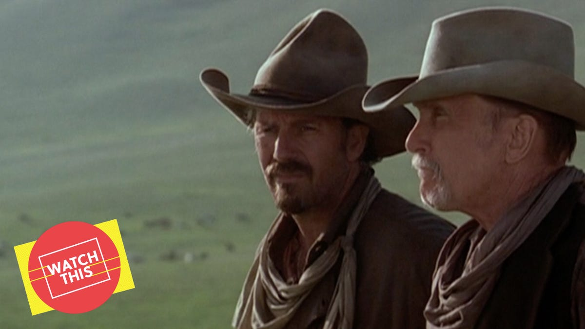 With Open Range, Kevin Costner brought Western ethos to blockbuster season