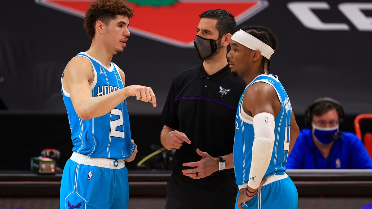 The Charlotte Hornets are doomed to run the 'treadmill of mediocrity'
