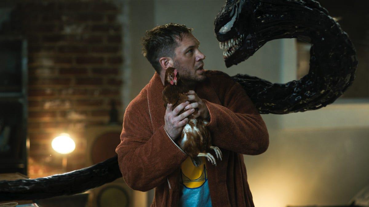 photo of A Venom vs. Spider-Man Showdown? Andy Serkis Says Don't Rush It image