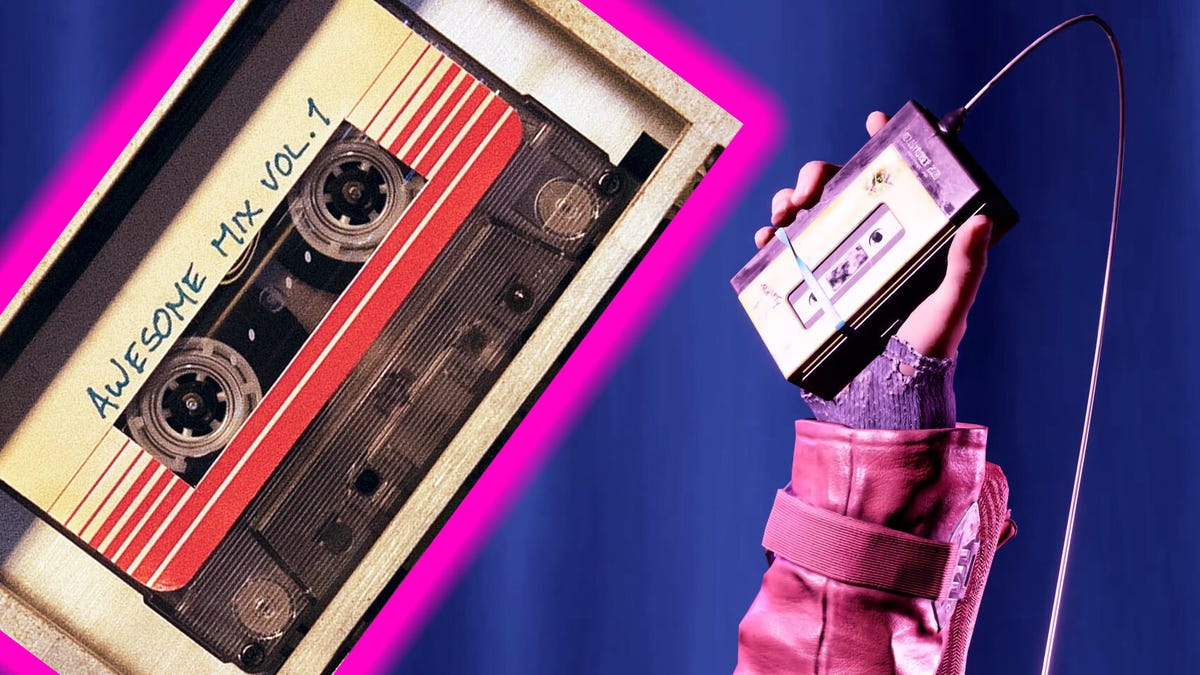 You Can Disable Guardians Of The Galaxy's Pop Songs While Streaming